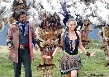 Enthiran Pair Still