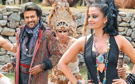 Enthiran Still