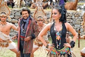 Problem Arises In Enthiran Shooting Spot