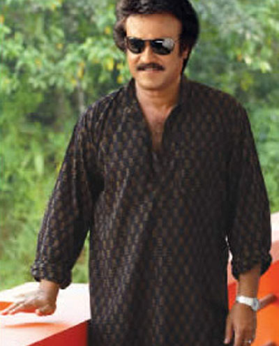Endhiran in July - Rajini
