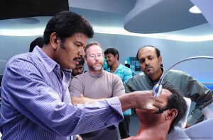 Endhiran will be a 3 Dimesnison Movie