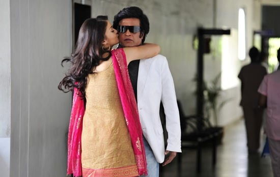 Endhiran Movie New Stills