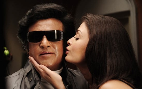 Endhiran Movie New Photos