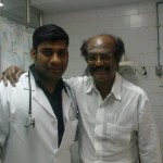 Rajini Hospital Pictures | Rajini in Ramachandra | Rajini in Hospital