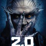 Akshay Kumar's evil look in Rajinikanth's 2.0